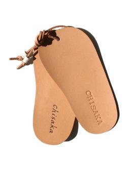 靴づくり屋chisaka ファーストベビーシューズ 中敷名入れ
