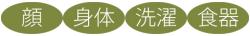 パトーニスギリシャの石けんグリーンパッチ