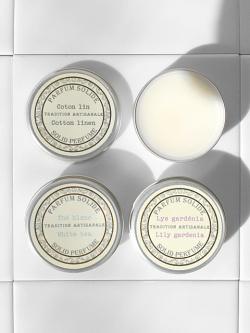 サンタール・エ・ボーテ フレンチクラシック 練り香水 イメージ