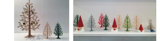 ミニクリスマスツリー